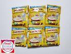 ENERGEN Vanilla Nutritious OAT-CEREAL mix with MILK 40 grams x 10 sachets