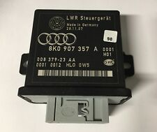 AUDI A4 B8 A5 8T XENON HEADLIGHT RANGE LEVEL CONTROL MODULE UNIT 8K0907357A
