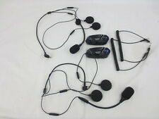 Bluerider Motorrad Intercom Helm Headset Gegensprechanlage Bluetooth  W20-HI0404