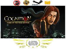 Cognition: An Erica Reed Thriller PC & Mac Digital STEAM KEY - Region Free