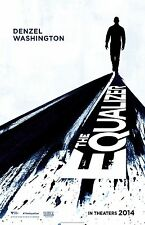 The Equalizer poster (d) - 11 x 17 inches - Denzel Washington