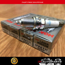 4PC IFR6T-11 (4589)  NGK Laser Iridium Spark Plug for Lexus Scion Toyota