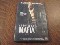 dvd la loi de la mafia avec samuel l. jackson