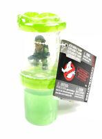 2016 Mattel Ecto Minis Mini Figure Slime Set Ghostbusters Venkman NEW Sealed