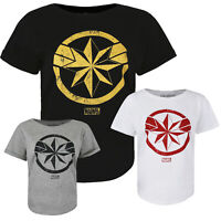 Marvel - Endgame Captain Marvel - Official Licensed - Ladies - T-shirts