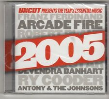 (GQ31) Arcade Fire 2005, 15 tracks various artists - 2005 - Sealed Uncut CD