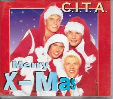 CAUGHT IN THE ACT - Merry X-mas CD SINGLE 2TR (LIMITED EDITION) 1996 VERY RARE!!