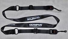 Cámara SLR para Olympus Hombro Ajustable Correa Para El Cuello Bucle termina para DSLR/