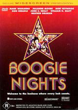 Boogie Nights - Mark Wahlberg,Julianne Moore, Burt Reynolds, Heather Graham- DVD