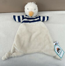 Jellycat Bredita Duck Soft Toy Soother Comforter BRD444S