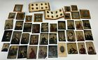 Estate Family Collection of Antique Tintypes Ambrotypes Daguerreotype Photograph
