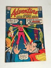 Adventure Comics #349 Dc Comics 1966 Gd/Vg Superboy