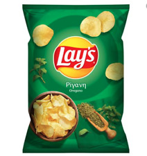 Greek Oregano Chips By Lay's