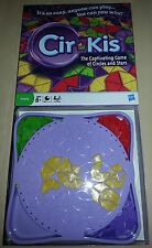 CIR-KIS CAPTIVATING FAMILY STRATEGY GAME OF CIRCLES & STARS COMPLETE CIRKIS 8+