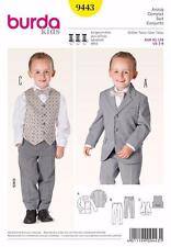 Child Male Trousers Sewing Patterns