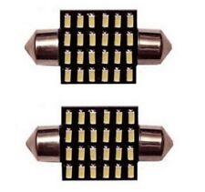 Ampoule C5W 36mm lampe Navette LED CANBUS BLANC XENON 6000K INTERIEUR HABITACLE