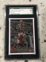 🔥 2003-04 Topps Chrome #111 Lebron James  ROOKIE RC SGC 10 Gem 💎 PSA 10 Cross?