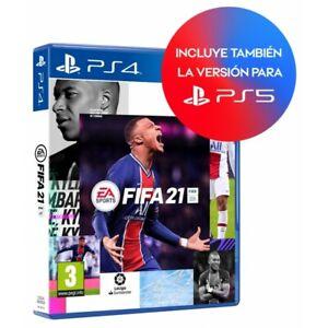 FIFA21 PS4 ESTÁNDAR EDITION JUEGO FÍSICO PARA PLAYSTATION 4