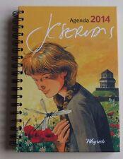 BD  - Agenda  2014 JC Servais - EO -2013 -TTBE- Servais