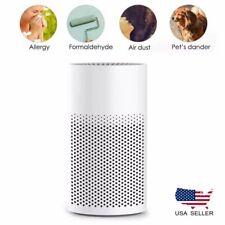 Air Purifier True Hepa Filter Air Cleaner Odor Allergies Eliminator small Room