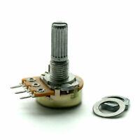 WH148 20mm B1K/2K/5K/10K/100K Shaft Mixer Variable Resistors Mono Potentiometer