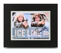 Tyne Daly Signed 10x8 Photo Display Cagney & Lacey Autograph Memorabilia + COA