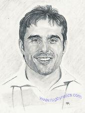 Lisandro Arbizu Argentina De Arte Original Rugby World Cup
