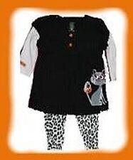Baby Girls Newborn Size 3 Months * Carter'S * Halloween Legging Outfit Nwt
