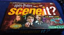 Scene It? Dvd Game Harry Potter Edition Never Played Spellbinding