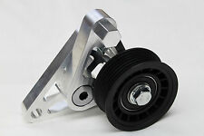 97-04 Corvette C5 LS1 LS6 Billet Aluminum Solid Belt Tensioner w/ Pulley