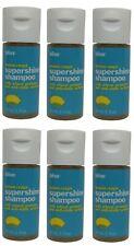 Bliss Lemon & Sage Shampoo lot of 6 each 1oz Bottles. Total of 6oz
