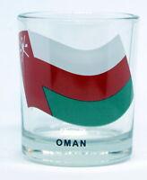 OMAN SHOT GLASS SHOTGLASS