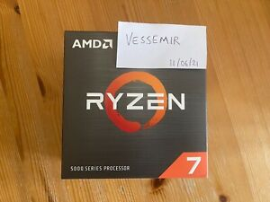 ✅🔥 AMD Ryzen 7 5800X Desktop Processor CPU *Sealed, Brand New, Next Day 🚚* 🔥✅