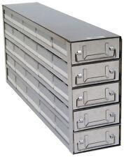 "Upright Freezer Drawer Racks For 2"" Boxes, UFD-552"