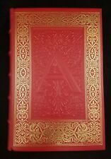 The Scarlet letter Nathaniel Hawthorne Franklin Library Leather Oxford Deluxe