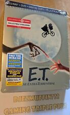 E.T. THE EXTRA-TERRESTRIAL BLU-RAY + DVD + DIGITAL + ULTRAVIOLET (LIMITED)