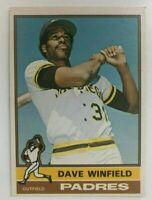 1976 O-Pee-Chee BASEBALL #160 Dave Winfield San Diego Padres VINTAGE BASEBALL