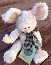 "Boyds Bears Collectible Plush Pig, ""Lofton McSwine"" with tag"