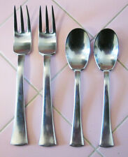 Dansk Stainless Flatware Ensemble 4 pcs Teaspoon Dinner Fork Japan