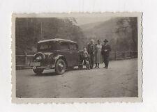 PHOTO Voiture ancienne Automobile Auto Traction 1930 Citroën Peugeot Renault