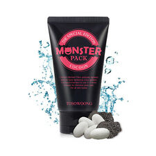 Tosowoong Cocoon Monster Pack Mask 100g Pore Cleansing Blackhead Remover