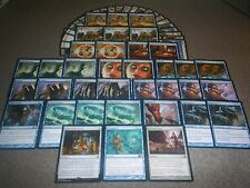 MTG Magic Extended LANDFALL MILL DECK Zendikar Hedron Crab LOT Keening Stone