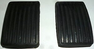 MITSUBISHI L200 TRITON MIGHTY MAX GALANT LANCER GC GD PEDAL RUBBER RUBBERS PAIR