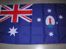 British Empire Flag Blue Ensign of the Commonwealth Lighthouse Service Australia