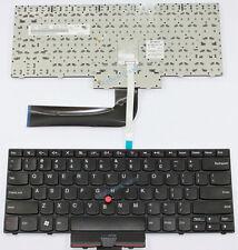 """NEW IBM LENOVO ThinkPad Edge E40 14"""" E50 15"""" 60Y9633 60Y9669 US Black Keyboard"""