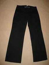 "Ladies ""Spoylt"" London Black Jeans Denim Pants Trousers UK Size 7"