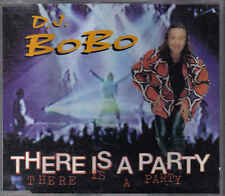 DJ Bobo-There is a party cd maxi single