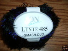 On Line - Smash-Duo Black & Dk Purple #08 Thick Eyelash