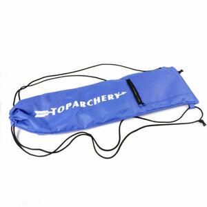 Archery Recurve Bow Bag Large Capacity Shoulder Handbag Arrow Bag Hunting