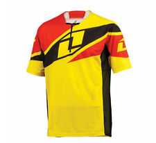 Maillots jaunes pour cycliste taille XL